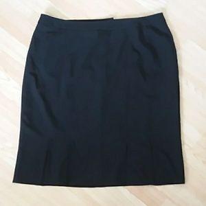 NWOT I.N.C. Pleated pleated skirt